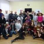 Koza zawitała do ŚDS w Żalinowie