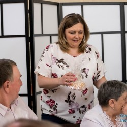 Spółdzielnia Socjalna WIGOR - Śniadanie Wielkanocne w Żalinowie