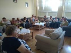 Muzyczny Poniedziałek u Seniorów - Spółdzielnia Socjalna WIGOR