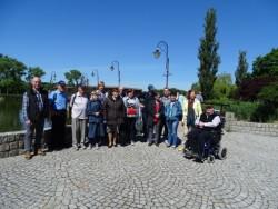 Wycieczka do Parku Solankowego w Inowrocławiu - Spółdzielnia Socjalna WIGOR