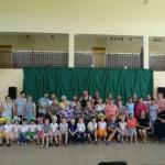 Występ dzieci z Przedszkola Samorządowego Gminy Inowrocław