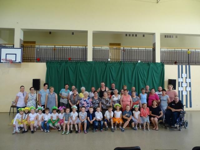 Spółdzielnia Socjalna WIGOR - Występ dzieci z Przedszkola Samorządowego Gminy Inowrocław