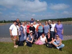 Rekreacja Seniorów w Solankach - Spółdzielnia Socjalna WIGOR