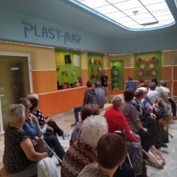 Spółdzielnia Socjalna WIGOR - Wizyta Seniorów w PLAST - MAR w Balczewie