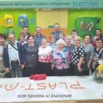 Wizyta Seniorów w PLAST - MAR w Balczewie