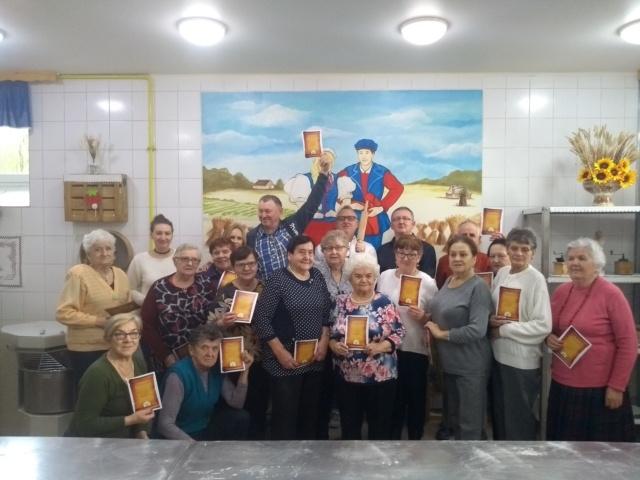 Spółdzielnia Socjalna WIGOR - Od ziarenka do bochenka - Warsztaty Kujawskie