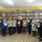 Wizyta w Gminnej Bibliotece Publicznej w Jaksicach