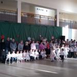 Przedstawienie świąteczno - zimowe w Żalinowie na Dzień Babci i Dziadka
