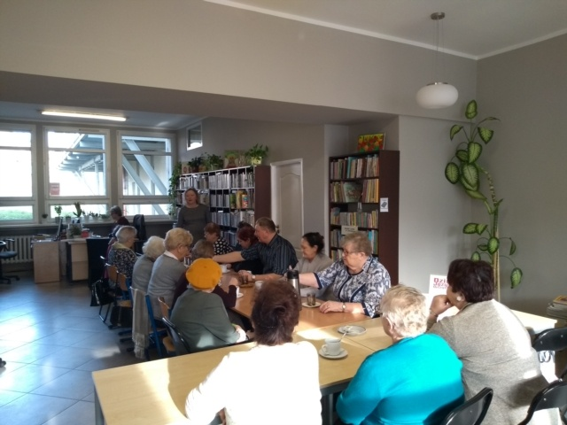 Spółdzielnia Socjalna WIGOR - Dzień Pozytywnego Myślenia w Bibliotece Miejskiej