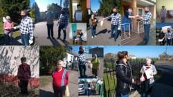 Materiały do zajęć i maseczki dla Seniorów - Spółdzielnia Socjalna WIGOR