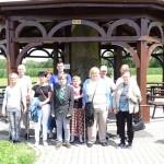 Wyjazd uczestników ŚDS Żalinowo do Parku Solankowego