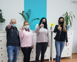 Nowy Rok - nowe plany i wyzwania w ŚDS Żalinowo... - Spółdzielnia Socjalna WIGOR