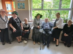 Francuski tydzień u Seniorów - Spółdzielnia Socjalna WIGOR