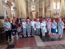 Wycieczka Seniorów do Lichenia - Spółdzielnia Socjalna WIGOR