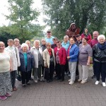 Seniorzy w Kruszwicy
