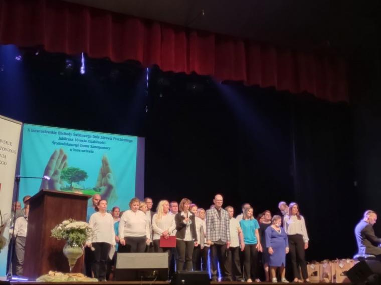 Spółdzielnia Socjalna WIGOR - Jubileusz ŚDS w Inowrocławiu