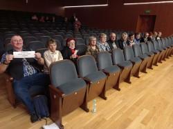 Seniorzy na koncercie wokalnym! - Spółdzielnia Socjalna WIGOR